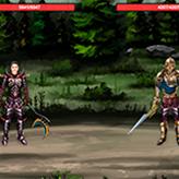 Скриншот из игры Герои Арены