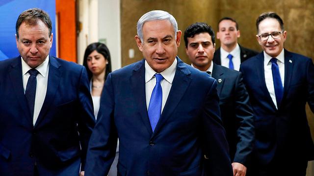 Биньямин Нетаниягу. Фото: AFP