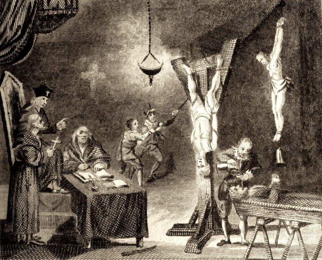 Инквизиция против проказы